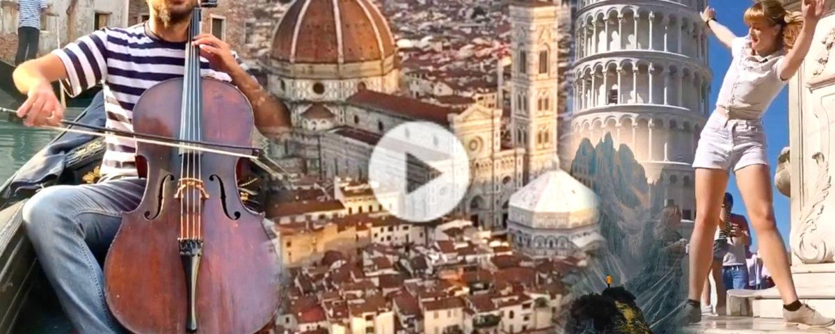 Spot Visit Italy